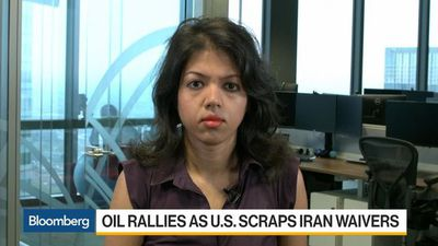 Bloomberg Daybreak: Europe - Saudis 'Non-Committal' in Ensuring Oil Supply Amid Iran Sanctions, Says Sen