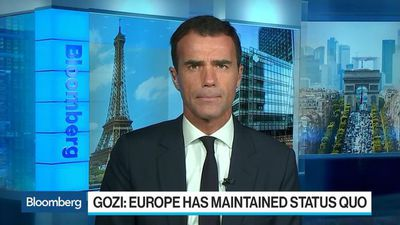 Bloomberg Surveillance - EU Must Abandon Status Quo to Defeat Populists, Gozi Says