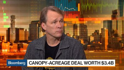 Cannabis Can't Be Ignored at a Federal Level, Canopy Co-CEO Says