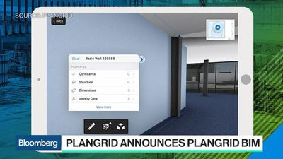 Bloomberg Technology - How PlanGrid's App Helps Contractors and Architects Improve Productivity
