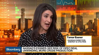 Bloomberg Daybreak: Australia - Oil Seen Around $55-$60 at Year End With Risk to The Upside: Nasdaq's Essner