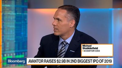 Avantor Is Well Positioned in Markets and Poised to Accelerate Growth, CEO Says