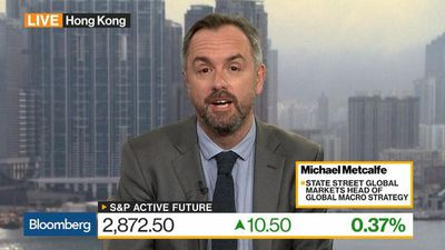 State Street's Metcalfe Sees Opportunities in Emerging Markets