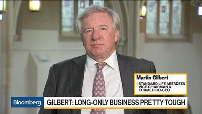 Standard Life's Gilbert Sees 'Quite a Big Shift' to Private Markets