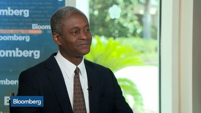 Fed's Bostic Doesn't See Rate Move More Likely in One Direction
