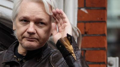 Julian Assange's Long Road to Prison