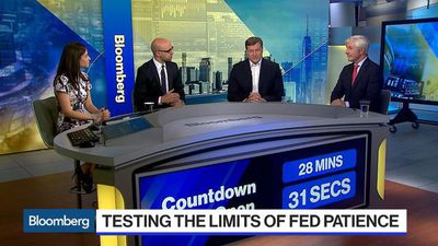 Markets Ponder What Would Move a Patient Fed
