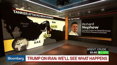 Trump Says Iran Is Responsible for Attacks on Oil Tankers