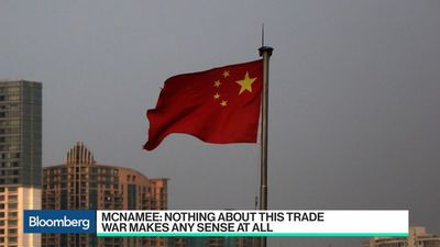 China-U.S. Trade War Doesn't Make Sense, Elevation's McNamee Says