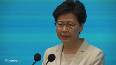 Carrie Lam: `I Offer My Most Sincere Apology'