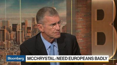 China Is Still Behind the U.S. in Military Capability, Says Gen. McChrystal
