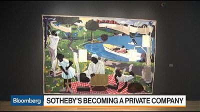 Sotheby's Sells for $2.7 Billion