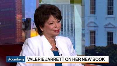 Valerie Jarrett Shares How She's Always Fought for Those Without a Safety Net