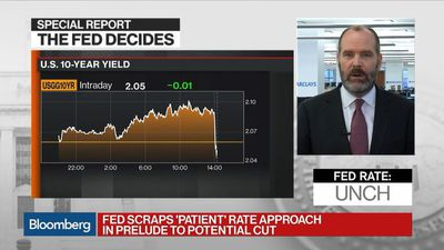 Fed Should Cut Rates by 50 Basis Points Now, Barclays' Gapen Says