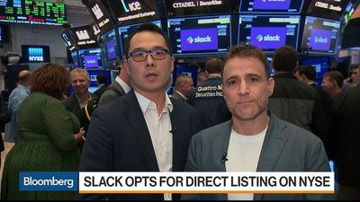 Slack Debuts on NYSE After Shunning Traditional IPO