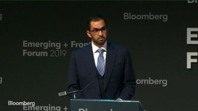 U.A.E., Allies to Work for Mid East Energy Security: Adnoc CEO