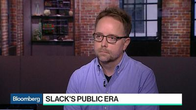 Slack Pops After its IPO