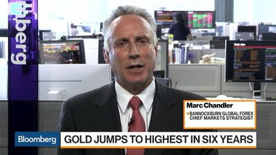 Gold Poised to Rise 20% as 'Second Cold War' Looms, Strategist Chandler Says