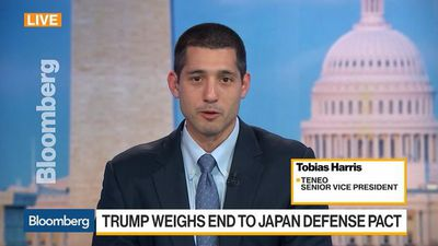 Trump Muses Privately About Ending Japan Defense Pact
