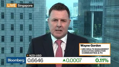 UBS's Gordon on Central Banks, Currencies