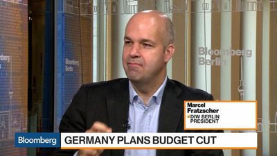 Germany Plans Budget Cut