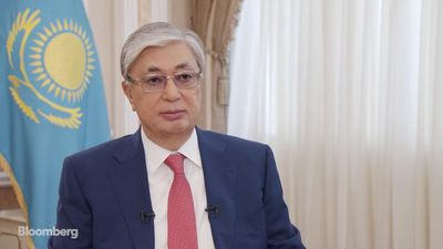 Kazakhstan President on Bank Bailouts, Economy, Policy Changes