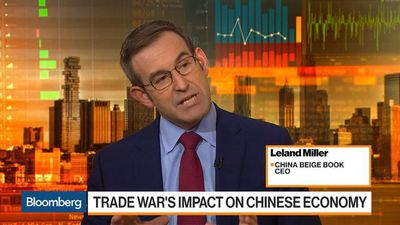 China's Economy Is Holding Its Own Against Trump, China Beige Book CEO Says