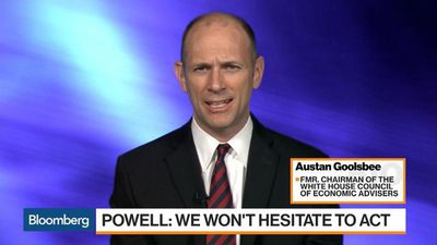 Bonkers to Have President Trump Dictating Monetary Policy, Goolsbee Says