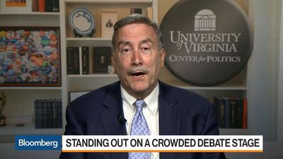 UVA's Sabato Says DNC May Be Lacking Common Sense in How It Set Up Debate