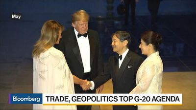 Former Japanese Ambassador Fujisaki on G-20 Summit, U.S. Trade Relations
