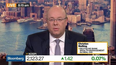 Deutsche Bank WM CIO Nolting on U.S.-China Disputes, Markets