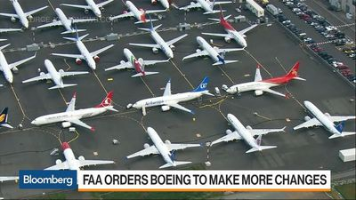 FAA Finds New Risk on Boeing's 737 Max
