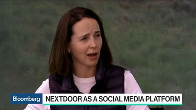 Nextdoor CEO Wants to Help Local Businesses Thrive