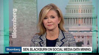 Sen. Blackburn Sees Snap as a Threat to Child Safety