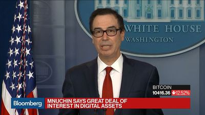 Treasury Has Very Serious Concerns About Libra, Mnuchin Says