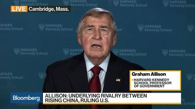 U.S., China to Reach Deal in Next Couple of Months, Says Professor Allison