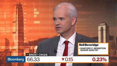 OPEC Needs to Cut More to Protect Pricing, Says Sanford C. Bernstein's Beveridge