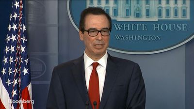 Mnuchin Says Debt, Budget Deal Is Close, Expects China Call This Week