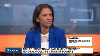 SCM Direct's Gina Miller: Ready to Launch Legal Action Against Parliament Suspension