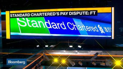 Standard Chartered CEO Takes On Shareholders Over Pay: FT