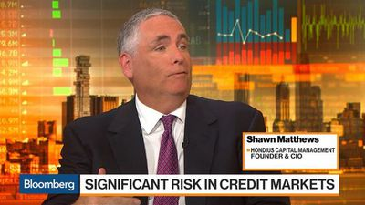 Fed Pushing on a String as Credit Market Poses Significant Risk, Ex-Cantor CEO Says