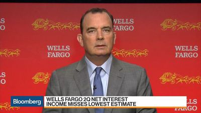 Wells Fargo CFO Not Nervous About Mortgages