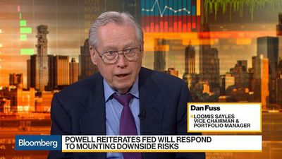 Loomis Sayles' Fuss on Fed Policy, Bonds, U.S.-China Spat