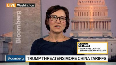 U.S., China Still Quite Far Apart, Says Mercatus Center's McDaniel