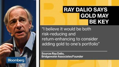 Ray Dalio Says Gold May Be Key