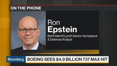 Boeing Sees $1 Billion Penalty Per Month of 737 Max Delays: Analyst