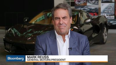 New $60K Mid-Engine Corvette an 'Incredible Value': GM 's Reuss