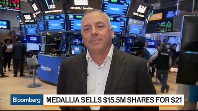 Medallia 62% IPO Pop a 'Great Start,' CEO Stretch Says