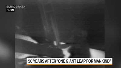 Looking Back at the 'Giant Leap for Mankind'