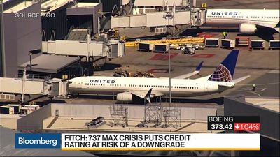 Fitch Warns Boeing of Rating Risk